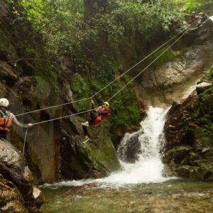 Barranquismo Estaron | Deportes de aventura Sort